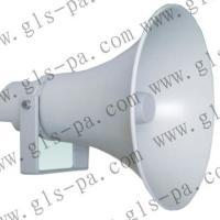 【号角】【广州塑料防水号角式扬声器, 定向喇叭价格】