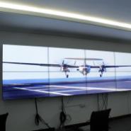 江苏大屏幕液晶拼接墙图片