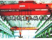 供应QD150t通用吊钩桥式起重机图片