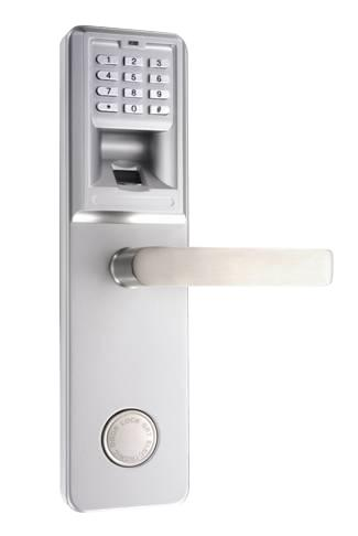 供应12键指纹密码锁