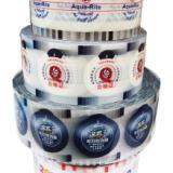 供应广东省最大的饮用水瓶盖膜印刷商