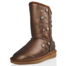 供应招商代理产品库存雪地靴保暖鞋棉靴批发