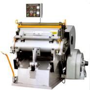 瑞安啤机1100热压痕切线机图片