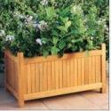 木制花盆架图片