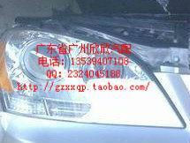 供應奔馳W164前大燈拆車件ML350奔馳ML320車外燈奔馳W164前照燈拆車件圖片