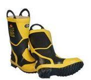消防员灭火防护靴图片