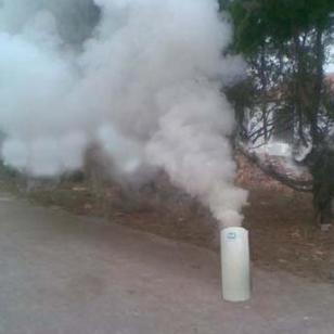 消防烟雾图片