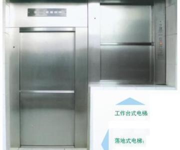 供应揭阳传菜梯,升降餐梯,杂货梯餐梯图片