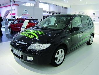 海马普力马EV电动汽车图片 海马普力马EV电动汽车样板图 海马普力高清图片