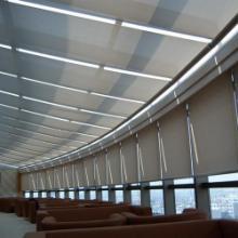 北京办公室窗帘厂家遮光窗帘百叶窗学校窗帘医院隔帘定做防晒卷帘安装窗帘杆图片