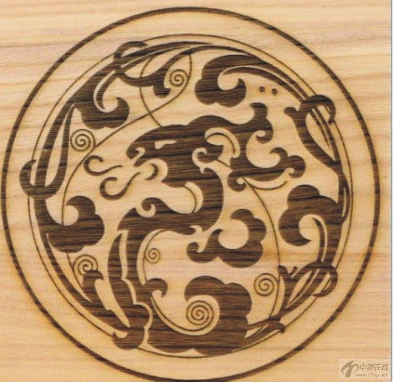 东莞 木板 工艺品 激光 雕刻切割加工图片 东莞木