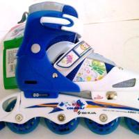 儿童直排轮滑溜冰鞋105款