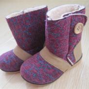 北京老布鞋童鞋图片