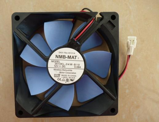 供应NMB9025风机 风扇3610KL-04W-B10 12V