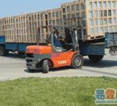 上海浦东世纪大道叉车吊车出租搬厂吊装移位图片