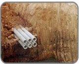 内喷涂加筋海泡石管图片