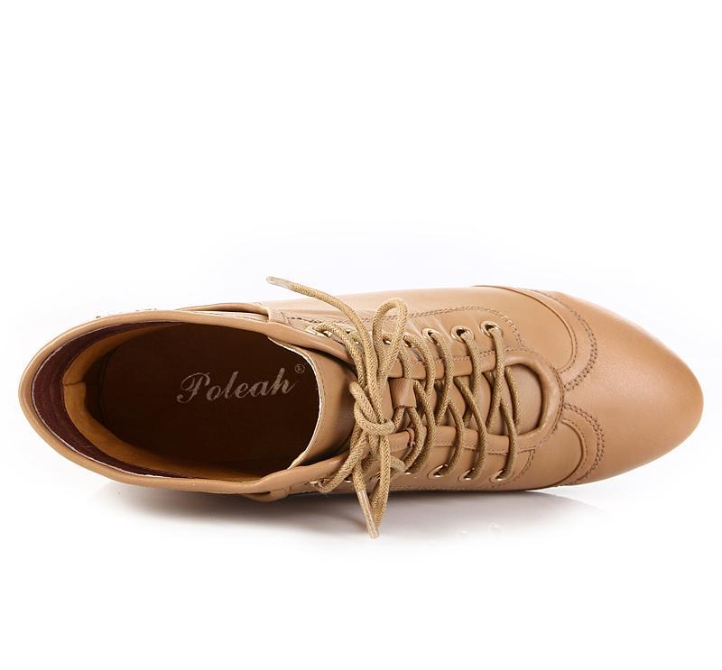 成都/供应成都女鞋批发市场时尚真皮短靴图片