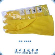 供应劳保用品手部防护防滑牛筋手套批发