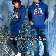 情侣装T恤批发亲子装热销韩版卫衣图片