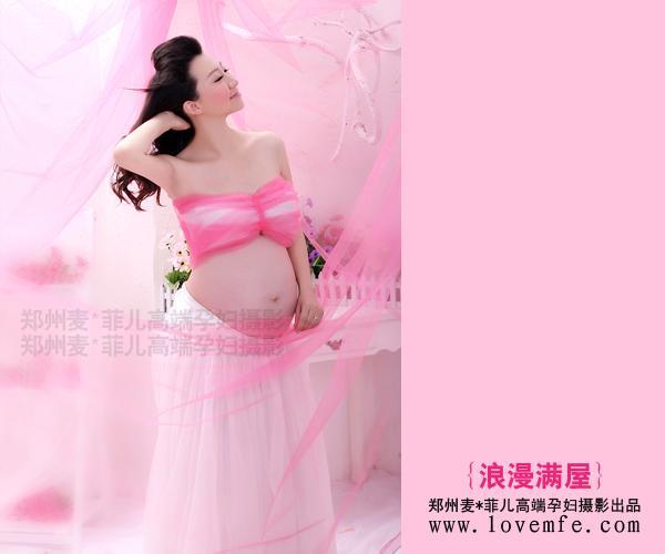 供应郑州麦菲儿孕妇照图片