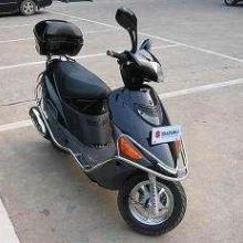 供应铃木豪爵海王星AN125 踏板车 女装车 女式摩托车