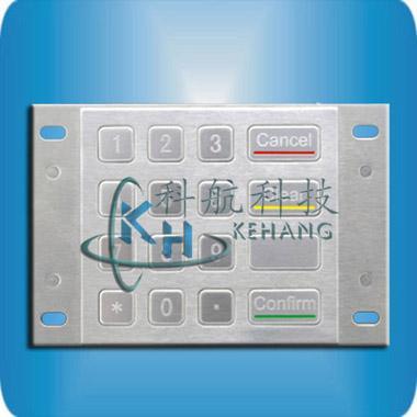 金属密码键盘图片/金属密码键盘样板图 (1)