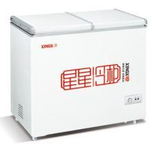 供应星星冷柜双温蝴蝶门(宽箱体)BCD-202JH/232JH