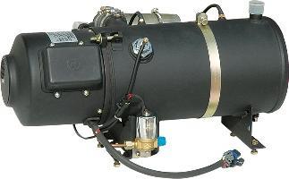 汽车燃油加热器图片