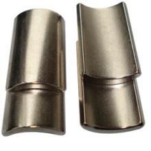 供应钕铁硼永磁材料瓦型批发