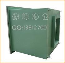 供应消声静压箱 保温送风口 下调式高效送风口图片