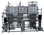 专业生产单双级纯净水、桶装纯净水设备。瓶装纯净水设备