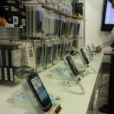 供应苹果手机防盗报警器IPONE报警器展机报警器展示支架保护器