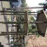 供应凉亭仿木栏杆