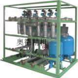 供应水温控制系统/温水控制机