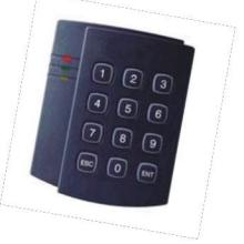 供应键盘密码读卡器