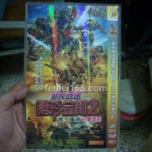 一元一碟DVD音像制品批发