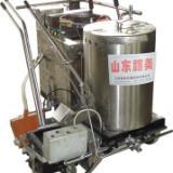 供应热熔标线施工流程