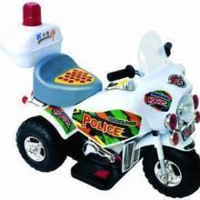维克斯童车儿童电动车儿童摩托车三轮摩托车带警灯批发