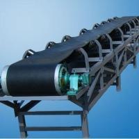 新颖优质耐酸碱带式输送机/粉末冶金用皮带输送机/青岛皮带提升机厂家