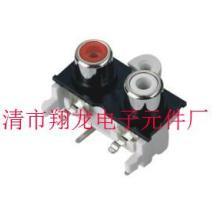 供应AV音频插座/AV同心接线端子