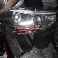 宝马原厂件E60前大灯带疝气拆车图片