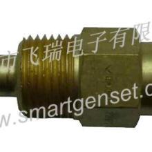 供应发电机组零部件,M16x1.53/8NPT1/2NPT水温传