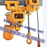 供应WKTO低净空电动葫芦/鬼头超低举电动葫芦/重载实力派