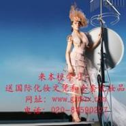 广州造型学院7大品牌明星妆品图片