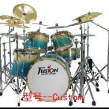 供应台产FUsion架子鼓镲片鼓棒啞鼓