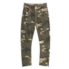 时尚军旅风潮迷彩休闲裤 灰绿迷彩色