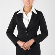 办公室文员装高档女式职业套装图片
