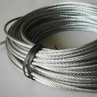 供应304表面光滑耐磨不锈钢绳 磨床机械用不锈钢绳 粤森不锈钢绳价格