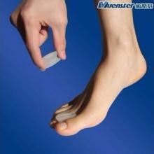 国家康复辅具研究中心推荐拇外翻大脚骨重叠趾进口硅胶分趾器产品批发