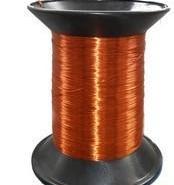 220级聚酰亚胺漆包圆铜线图片